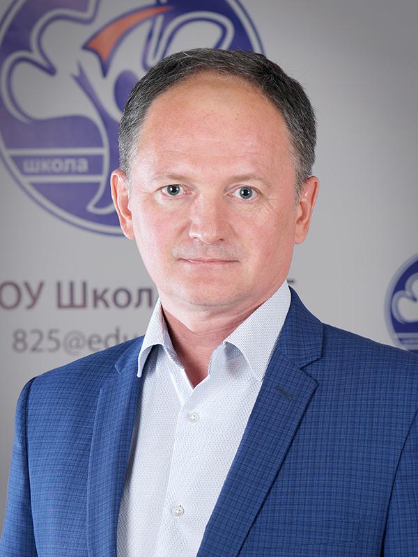 Шелухин Юрий Геннадиевич